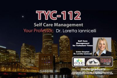 TYC-112 Self Care Management Course